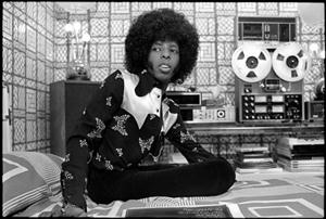 Sylvester Sly Stone Stewart Screensaver Sample Picture 3